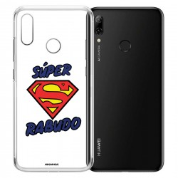 Funda Super Rabudo Huawei