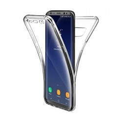 Funda 360 Galaxy S8 Transparente