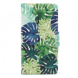Funda tipo libro tropical Xiaomi