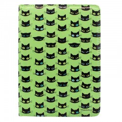 Funda iPad Gatos