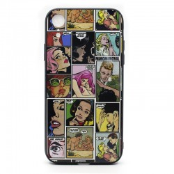 Funda Comic iPhone XR