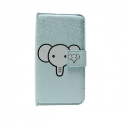 Funda de tapa elefante Samsung Galaxy S3