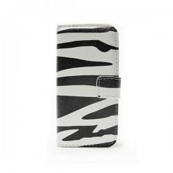 Funda de tapa Zebra Iphone 5G
