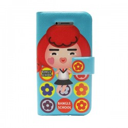 Funda de tapa Bangle School Iphone 4