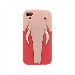 Funa silicona Elefante Iphone 4