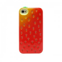 Funda fresa IPhone 4