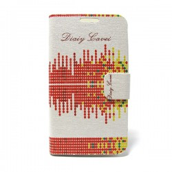 Funda retro Galaxy Core