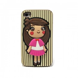 Funda girly Iphone 4