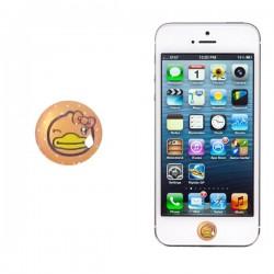 Boton Iphone Ducky