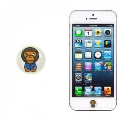 Boton Iphone Monckey