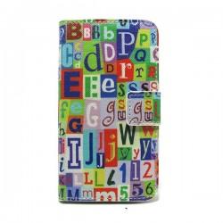 Funda Letras Galaxy S4