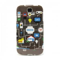 Funda de gel Innovation Galaxy S4