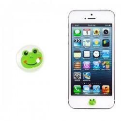 Botón Iphone Rana