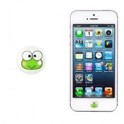 Botón Iphone Ranita