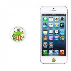 Botón Iphone Frogy