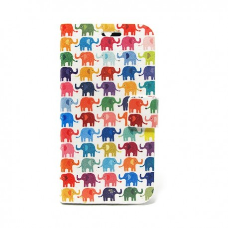 Funda Elefantes Galaxy S4 mini
