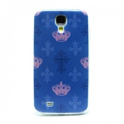 Funda de gel Crown Galaxy S4