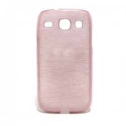 Funda de Gel Nacarado Galaxy Core