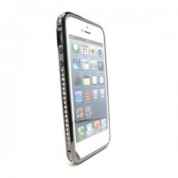 Bumper Metálico con Brillos Iphone5