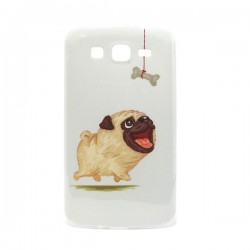 Funda de gel Dog Galaxy Grand