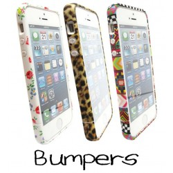 Bumper decorado Iphone5