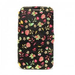 Funda flores Galaxy S5