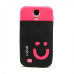 Funda de gel Smile Galaxy S4