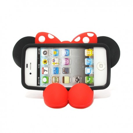 Funda Minnie para iPhone4