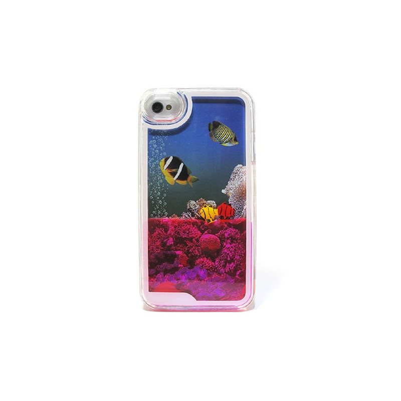 25bf2dfaf1d Funda Pecera iPhone4 ...
