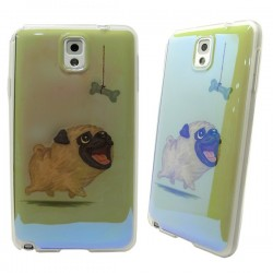 Funda Perrito Galaxy Note3