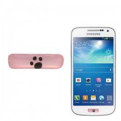Botón Rosa Huella para Samsung