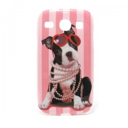 Funda Coquet Chien para Galaxy Core