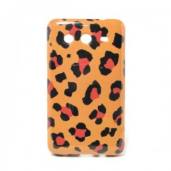 Funda de gel Leopardo Galaxy Core 2