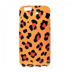 Funda de gel Leopardo iPhone6