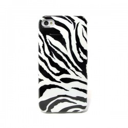 Funda de gel Cebra iPhone4