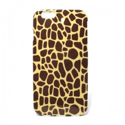 Funda de gel Jirafa iPhone6 Plus