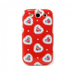 Funda de gel Pinup Galaxy S3