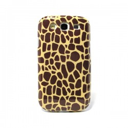 Funda de gel Jirafa Galaxy S3