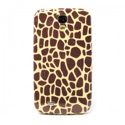 Funda de gel Jirafa Galaxy S4