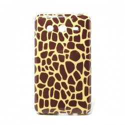 Funda de gel Jirafa Galaxy Core
