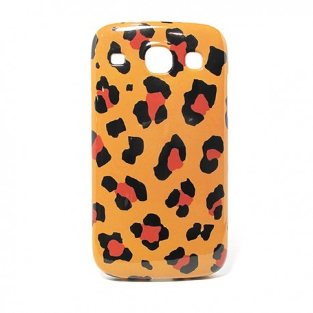 Funda de gel Leopardo Galaxy Core