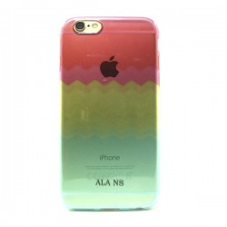 Funda de gel Alans iPhone 6 Plus