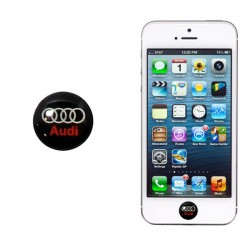 Botón iPhone Audi