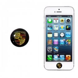 Botón iPhone Porsche