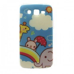 Funda de gel Rainbow Grand 2