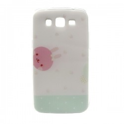 Funda de gel Sweet Rabbit Galaxy Grand 2