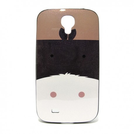 Funda purpurina Burrito Galaxy S4
