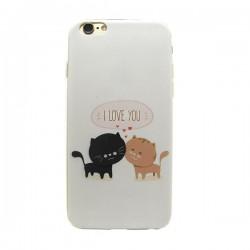 Funda Cat Love iPhone 6