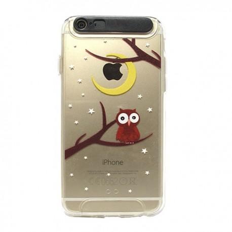 iphone 7 carcasa buho