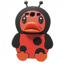 Funda Pato Maruxiña para Samsung S3